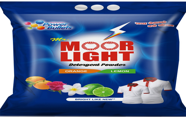 Mr. Moor Light
